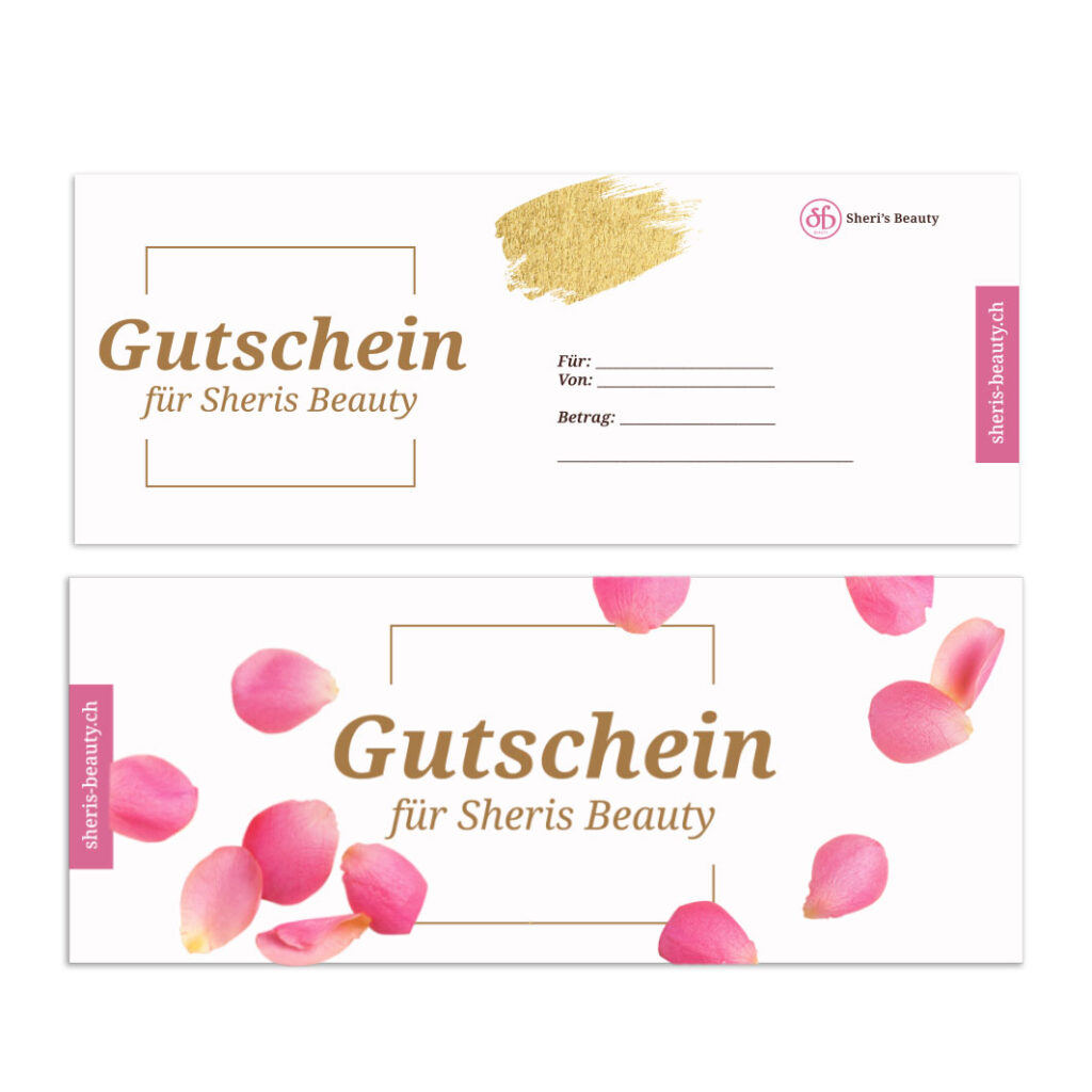 Sheris Beauty Gutscheine
